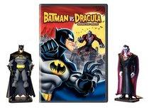 Batman vs. Dracula (with Figurines)