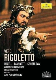 Verdi - Rigoletto / Luciano Pavarotti, Ingvar Wixell, Edita Gruberova, Victoria Vergara, Ferruccio Furlanetto, Riccardo Chailly