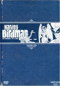 Harvey Birdman, Attorney at Law, Vols. 1 & 2