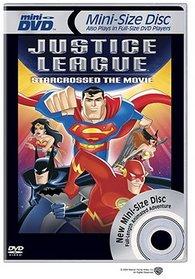 Justice League - Star Crossed (Mini-DVD)