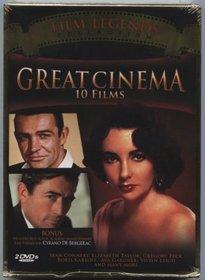 Film Legends Collection Great Cinema 10 Films