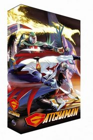 Gatchaman Collector's Box 1 (Vols. 1-2)