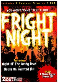 Fright Night: Night of the Living Dead/House on Haunted Hill