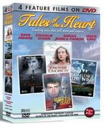 Tales of the Heart: Somewhere Tomorrow/Challenge the Wind/Silence of the Heart/Choices