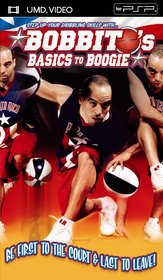 Bobbito's Basics To Boogie [UMD for PSP]
