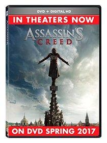 Assassin's Creed (DVD + Digital HD)