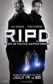 R.I.P.D. [Blu-ray + DVD] (2013)