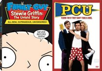 Family Guy Presents Stewie Griffin: The Untold Story/PCU