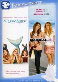 Aquamarine/Material Girls