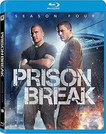 Prison Break: Season 4 [Blu-ray]
