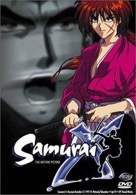 Samurai X - The Motion Picture (Rurouni Kenshin)