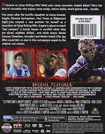 Sleepaway Camp II: Unhappy Campers (Collector's Edition) [Bluray/DVD Combo) [Blu-ray]