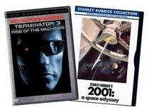 Terminator 3: Rise of the Machines / 2001: A Space Odyssey (2-Pack)