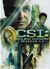 CSI: Crime Scene Investigation (Seasons 1-4)
