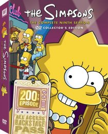 The Simpsons - The Complete Ninth Season
