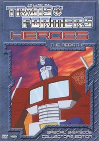 Transformers - Heroes - Rebirth (Vols. 1-3)