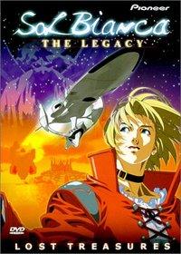 Sol Bianca - The Legacy #1: Lost Treasures
