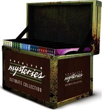 Unsolved Mysteries The Ultimate Collection DVD (Unrated) +Movie Reviews