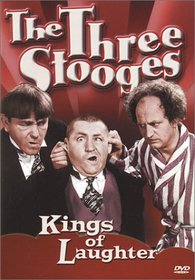 The Three Stooges: Kings of Laughter