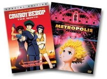 Cowboy Bebop The Movie / Metropolis