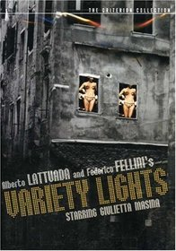 Variety Lights - Criterion collection