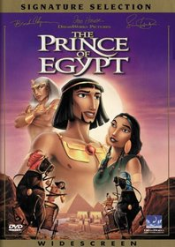 The Prince of Egypt - DTS Edition