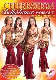 The Celebration Bellydance Workout: Mood-Lifting Bellydance Flow & Workout