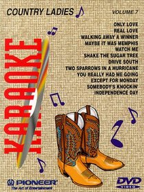 Karaoke: The Ladies of Country, Vol. 7