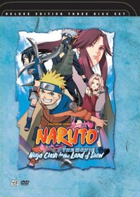 Naruto the Movie - Ninja Clash in the Land of Snow (Deluxe Edition)