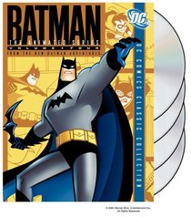 Batman - The Animated Series, Volume Four (From the New Batman Adventures) (DC Comics Classic Collection)