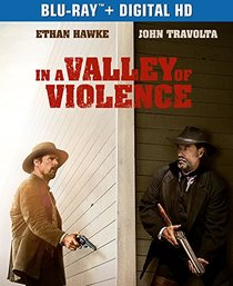 In a Valley of Violence (Blu-ray + Digital HD)