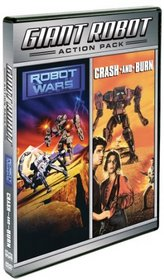 Crash And Burn/Robot Wars (Double Feature)