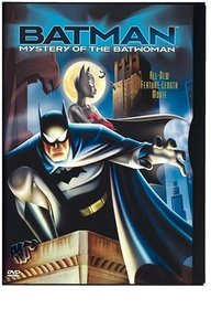 Batman: The Mystery of the Batwoman (Snap Case)