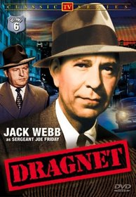 Dragnet:Vol 6 Classic TV
