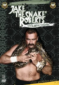 """WWE Legends: Jake """"The Snake"""" Roberts - Pick Your Poison"""