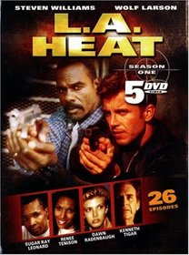 L.A. Heat: Season One (5-DVD Digipack)
