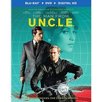 Man from U.N.C.L.E., The (Blu-ray)