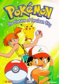 Pokemon - The Sisters of Cerulean City (Vol. 3)