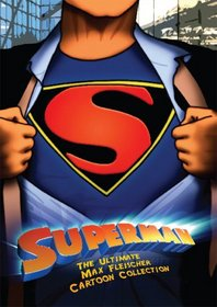 Superman - The Ultimate Max Fleischer Cartoon Collection