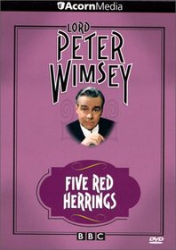 Lord Peter Wimsey - Five Red Herrings