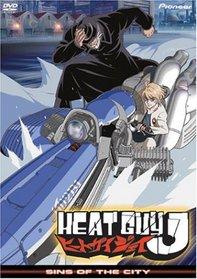 Heat Guy J - Sins of the City (Vol. 3)