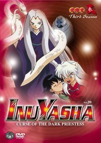 Inuyasha, Volume 20: Curse of the Dark Priestess