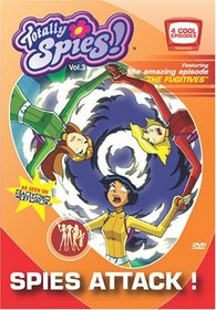 Totally Spies - Spies Attack (Vol. 3)