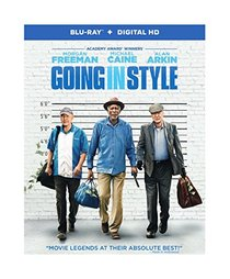 Going in Style (Blu-ray + DVD + Digital HD UltraViolet Combo Pack)