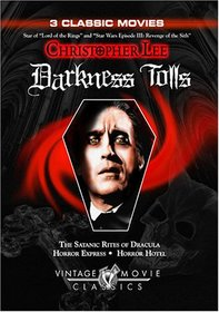 Christopher Lee - Darkness Tolls