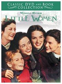 Little Women (Classic Masterpiece Book & DVD Set)