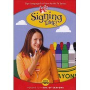 Signing Time Season 2 12: Box of Crayons
