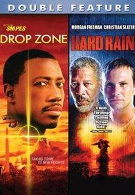 Drop Zone/Hard Rain (Double Feature)