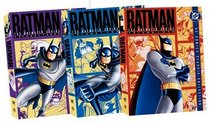 Batman - The Animated Series, Volumes 1-3 (DC Comics Classic Collection)