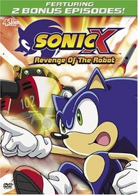 Sonic X, Vol. 7: Revenge of the Robot